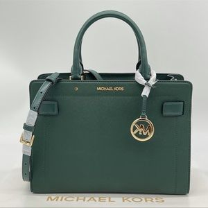 Michael Kors Rayne Medoum EW Satchel Bag